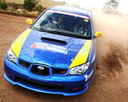 Rally Driving Melbourne - 8 Lap Drive AND 1 Hot Lap