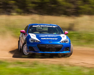 Rally Driving Sydney - 8 Lap Drive AND 1 Hot Lap