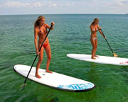 Stand Up Paddle Boarding, Private Lesson - St Kilda