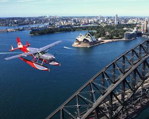 Sydney Seaplanes Scenic Flight - 15 Minute Sydney Highlights
