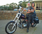 Harley Ride for 2, 1 Hour Joy Ride - Melbourne