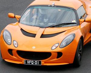 Hot Laps in a Lotus Exige - Queensland Raceway