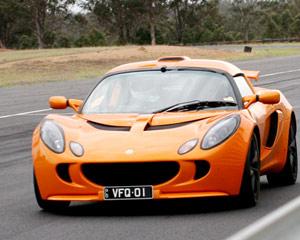 Hot Laps in a Lotus Exige - Lakeside Circuit