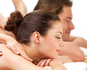 Massage, Total Body Overhaul for 2, 2.5 hour Day Spa Experience - Melbourne