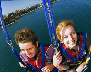Parasailing, Tandem For 2 - Gold Coast