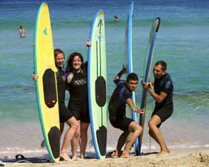 Surfing, 1.5 Hour Group Surf Lesson - Margaret River