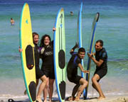 Surfing, 1.5 Hour Group Surf Lesson - Margaret River