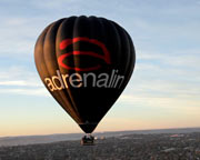 Hot Air Balloon Melbourne CBD, City Flight WEEKDAY SPECIAL INCLUDES FULL GOURMET BREAKFAST