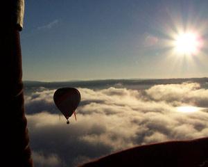 Hot Air Balloon Ride and Vineyard Breakfast - Canowindra, Orange Region NSW