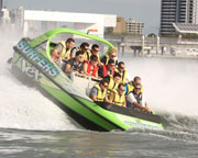 V8 Jet Boat Ride, 1-hour - Surfers Paradise, Gold Coast