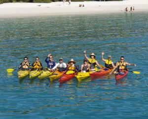 Sea Kayaking, Half-Day Inner Island Turtle Tour - Airlie Beach, Whitsundays
