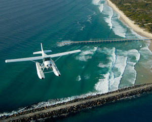 Scenic Seaplane Flight For 2, South Stradbroke Island Day Trip - Gold Coast