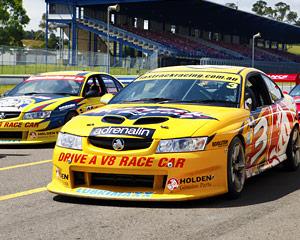 V8 Race Car 6 Lap Drive - Launceston, Tasmania