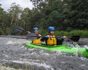 White Water Kayaking, Half Day - Yarra River, Melbourne