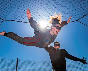Bodyflying Experience, 90 Second Freefall - Rotorua, New Zealand