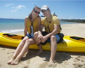 Sea Kayaking, 3hr Dolphin Sanctuary & Hot Springs - Mornington Peninsula