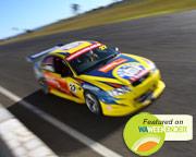 V8 Drive & Hot Laps (FRONT SEAT!), 9 Lap Combo - Barbagallo, Perth