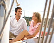 Romantic Overnight Sailing Getaway, Sydney Harbour