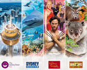 Combination 4 Pass - Sydney Attractions Entry