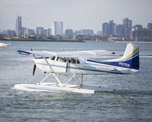 Melbourne City Skyline Seaplane Flight for 2, 15 Minutes