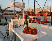 Luxury Sailing Yacht Bed And Breakfast For 2, Melbourne