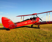 Tiger Moth, Scenic Joy Flight, 20 minute - Point Cook, Melbourne