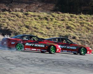 Drifting, 8 Drift Battle Hot Laps - Sydney Dragway Eastern Creek