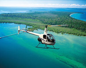 Helicopter Training Flight, 30 min Learn To Fly - Brisbane