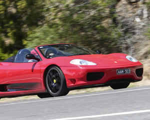 Ferrari Drive Melbourne (1 Hour)