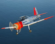 Classic Warbird Flight For 3 People Over Cape Byron Coast