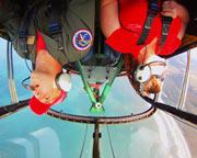 Aerobatic Warbird Flight Over Cape Byron Coast
