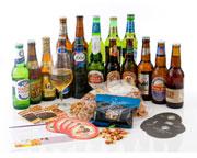Beer and Nibbles Hamper