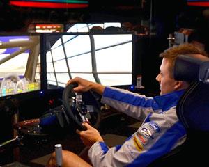 V8 Racing Simulator - Darling Harbour Sydney