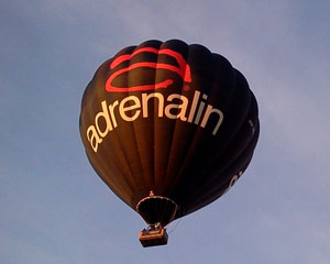 Hot Air Balloon in Sydney's Hawkesbury, Weekend Flight (Flight Only)