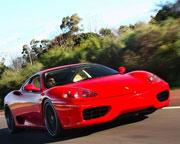 Ferrari Drive Mornington Peninsula (1 Hour Plus Photo)