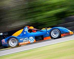 Radical SR3 Race Car Drive - Brisbane or Gold Coast