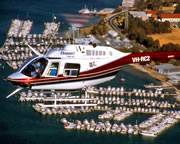 Helicopter Scenic Flight, 15-minute Fremantle Flyer - Perth