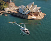 Helicopter Private Flight for 2, 20-minute - Sydney