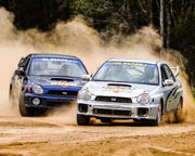 Subaru WRX Rally Driving Willowbank Brisbane - 4 Lap Drive and 1 Hot Lap