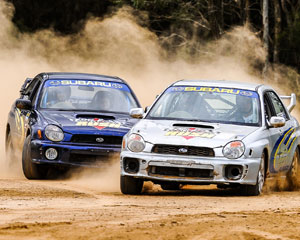 Subaru WRX Rally Driving Willowbank Brisbane - 8 Lap Drive and 1 Hot Lap
