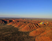 Helicopter Scenic Flight For 2, 30-minute - Kings Canyon & George Gill Range