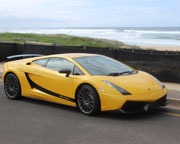 Lamborghini Gallardo, Drive and Dine PLUS Passenger Rides For Free - Newcastle