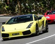 Lamborghini & Ferrari Drive & Dine Yarra Valley (1 Hour)