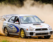 Rally Driving Willowbank Brisbane - 6 Lap Drive in a Subaru WRX