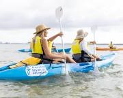 Sea Kayaking, Dolphin and Stradbroke Island Tour, Half Day - Gold Coast
