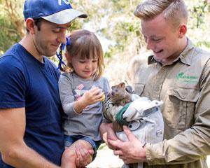 Featherdale Wildlife Park, Admission for 1 - Sydney