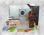 Scotch on The Rocks - Johnnie Walker Black Label Gift Hamper