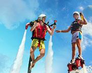 Jet Pack OR Board Flight, In-Water Training PLUS 10 Minute Flight - Gold Coast