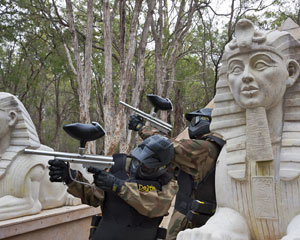 Paintball Perth (Muchea) - Entry, Full Day Games Plus 100 Paintballs SPECIAL OFFER!