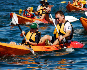 Kayak Tour, Sydney Harbour 4 Beaches Tour - Manly